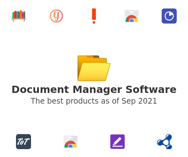 Document Manager Software