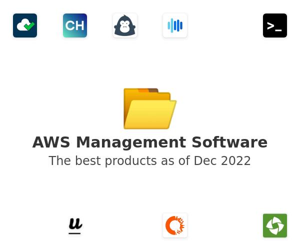 AWS Management Software