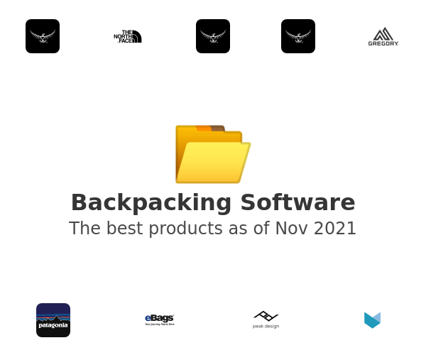 Backpacking Software