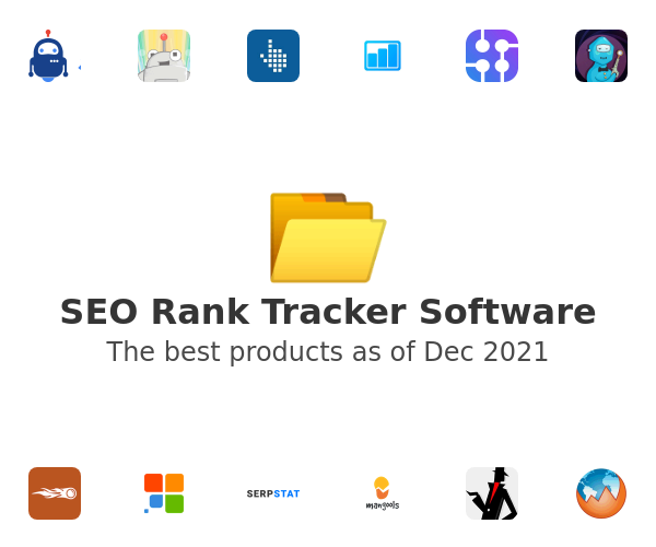 SEO Rank Tracker Software