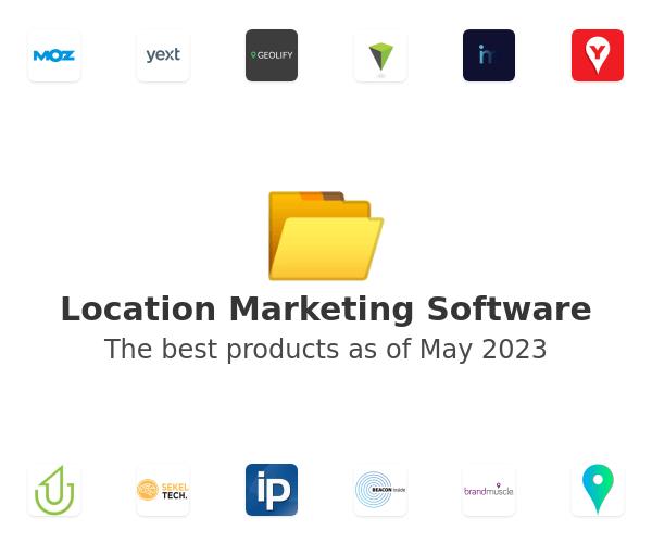 Location Marketing Software