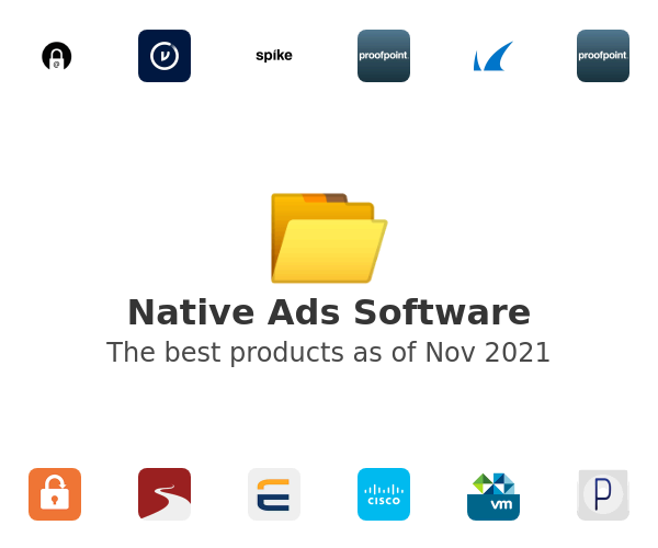 Native Ads Software