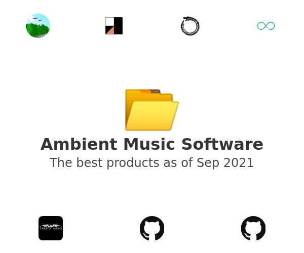 Ambient Music Software