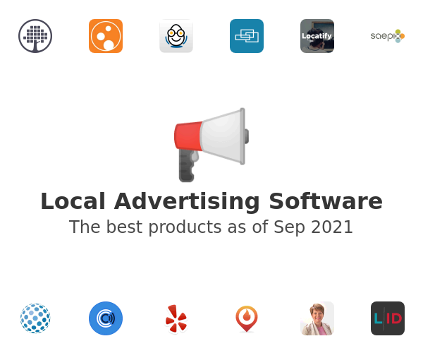 Local Advertising Software