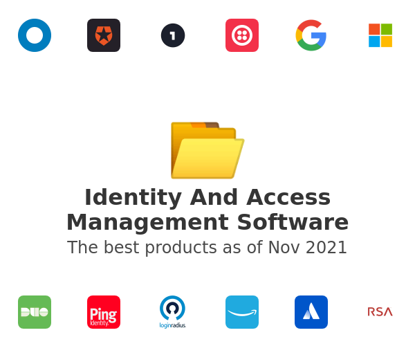 Identity And Access Management Software