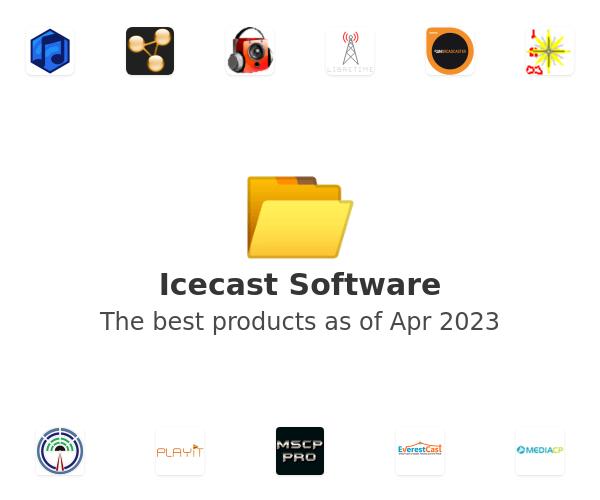 Icecast Software