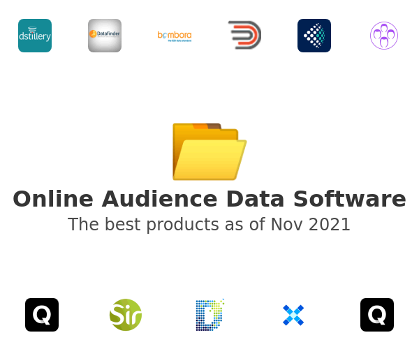 Online Audience Data Software