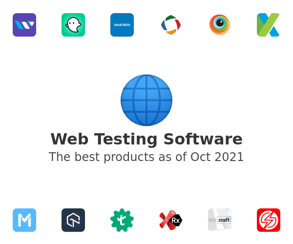 Web Testing Software