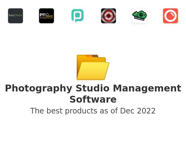 Photography Studio Management Software