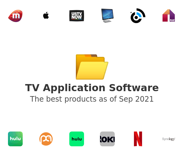 TV Application Software