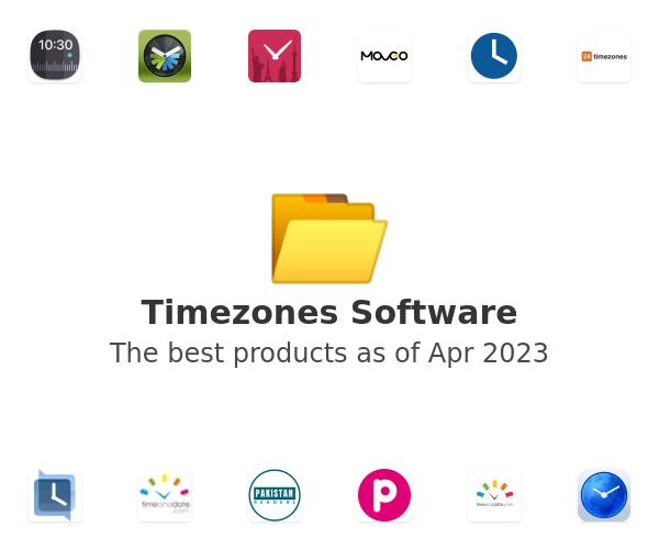 Timezones Software