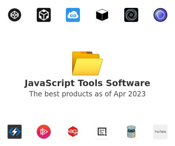 JavaScript Tools Software