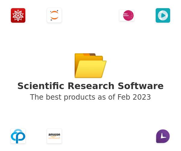Scientific Research Software