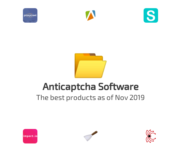 Anticaptcha Software