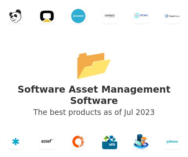 Software Asset Management Software