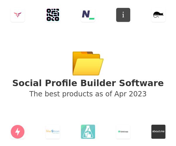 Social Profile Builder Software
