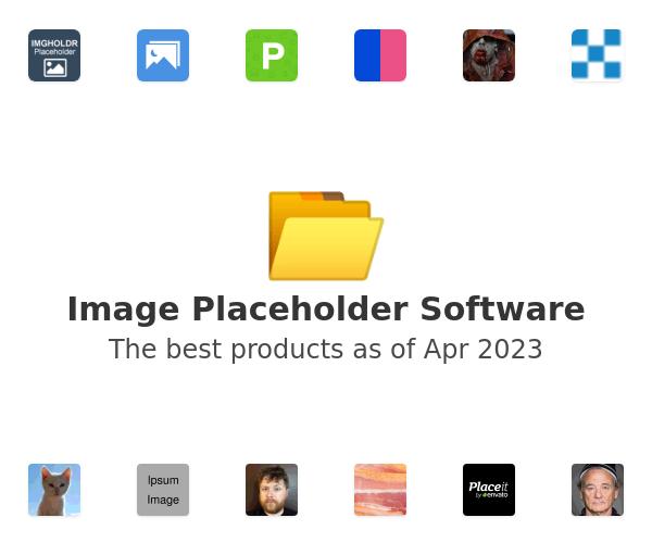 Image Placeholder Software