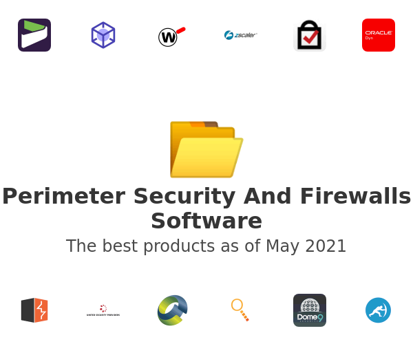 Perimeter Security And Firewalls Software