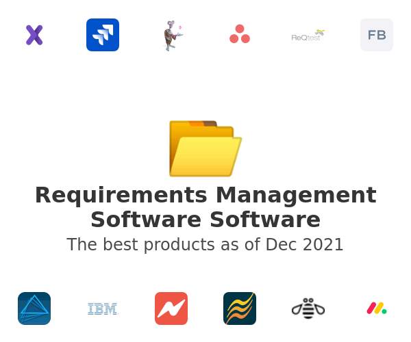 Requirements Management Software Software