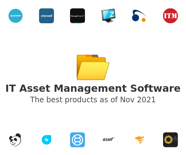IT Asset Management Software