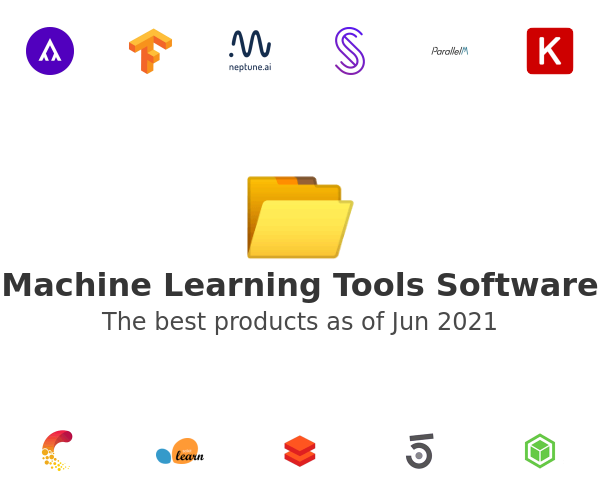 Machine Learning Tools Software