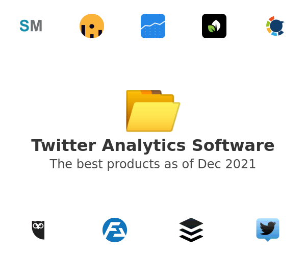 Twitter Analytics Software