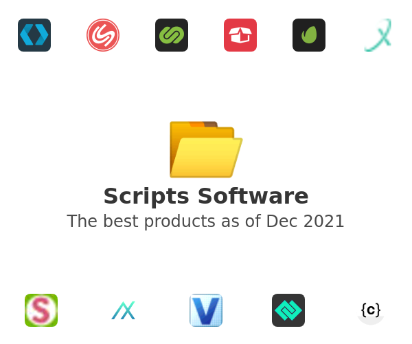 Scripts Software