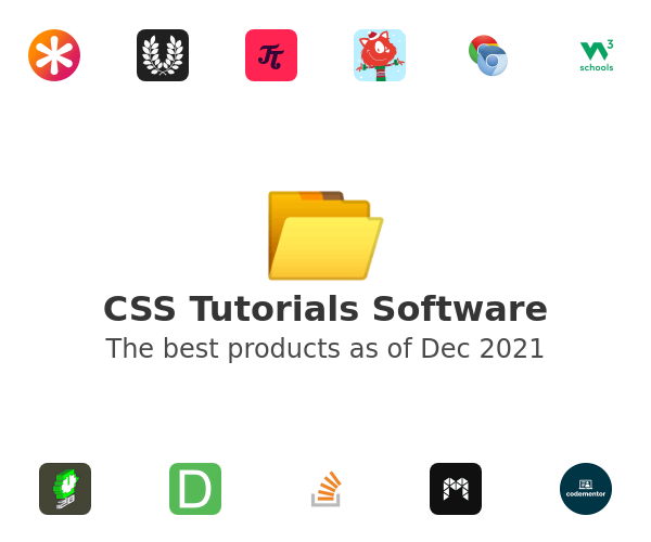 CSS Tutorials Software
