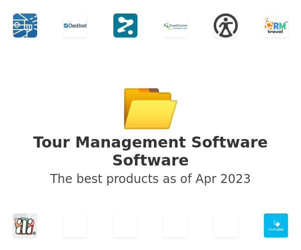 Tour Management Software Software