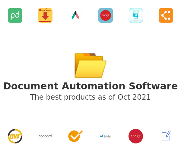 Document Automation Software