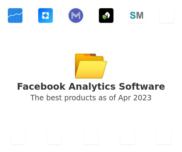 Facebook Analytics Software