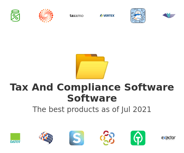 Tax And Compliance Software Software
