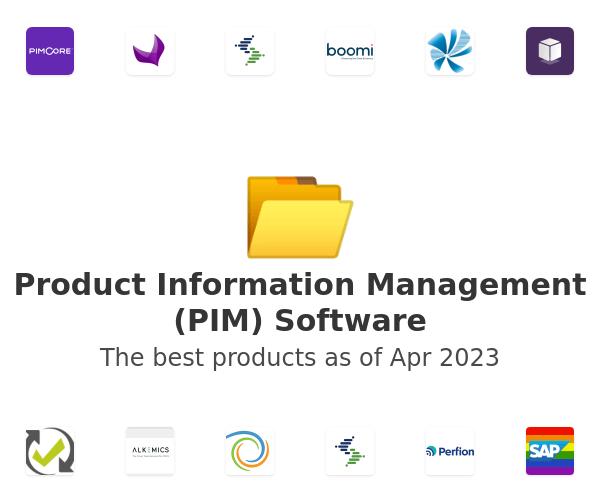 Product Information Management (PIM) Software