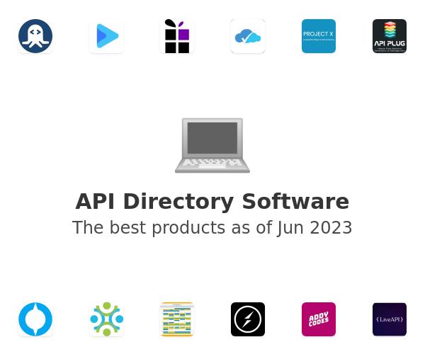 API Directory Software