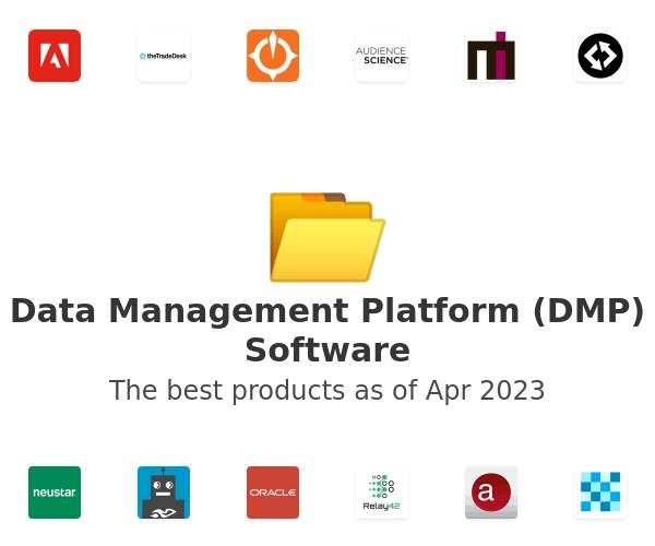 Data Management Platform (DMP) Software