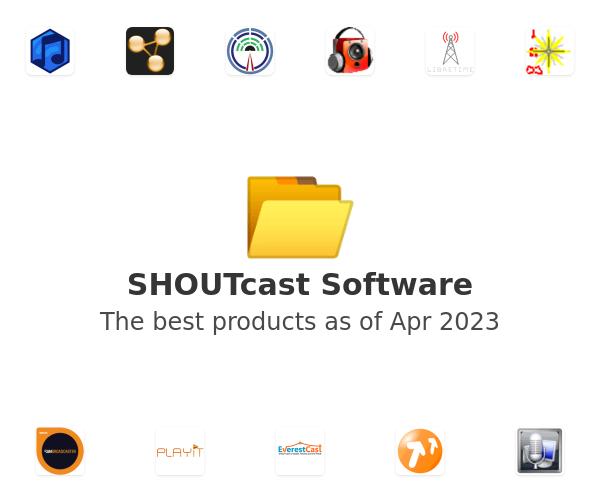 SHOUTcast Software