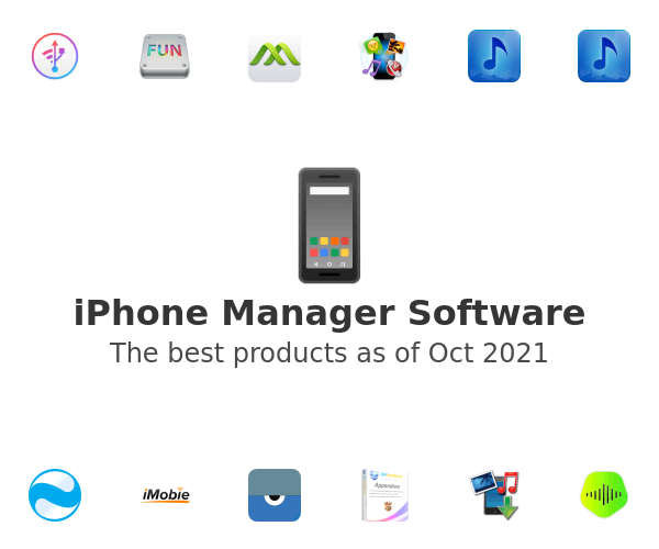 iPhone Manager Software