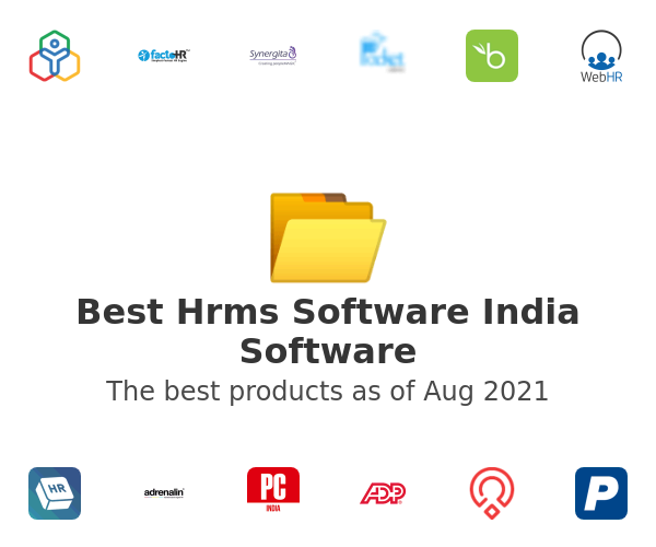 Best Hrms Software India Software