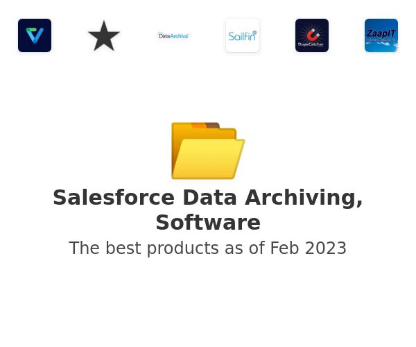 Salesforce Data Archiving, Software