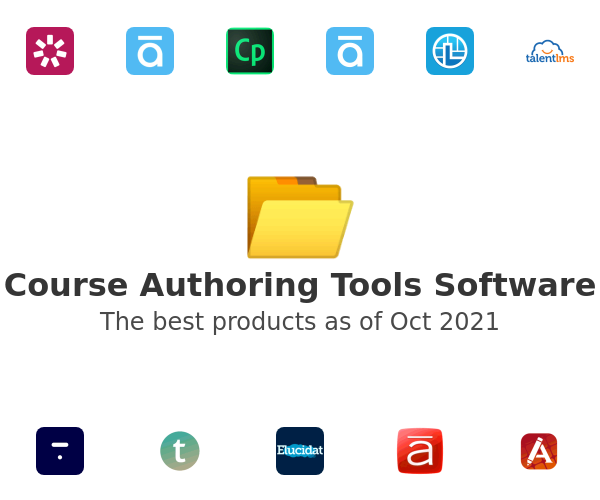 Course Authoring Tools Software