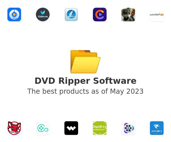 DVD Ripper Software