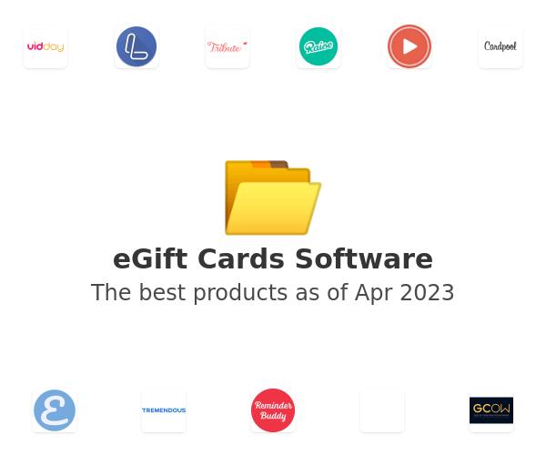 eGift Cards Software
