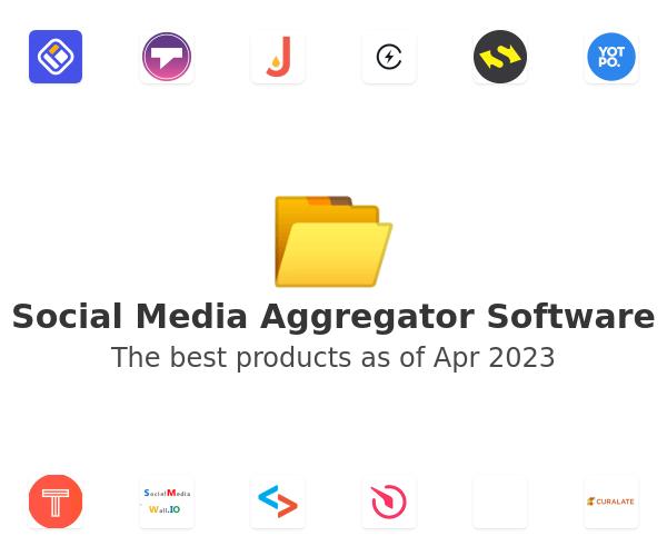 Social Media Aggregator Software