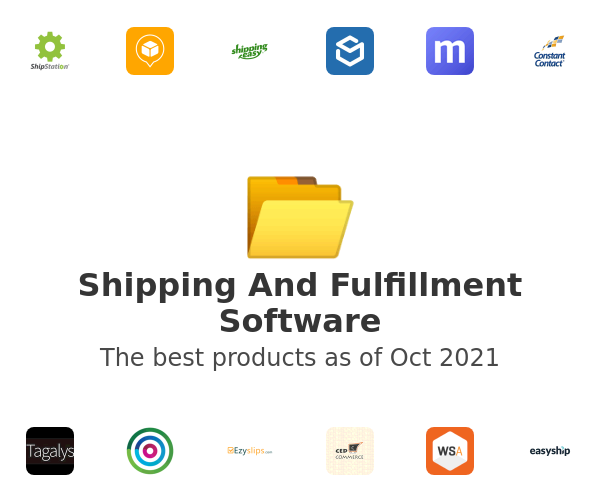 Shipping And Fulfillment Software