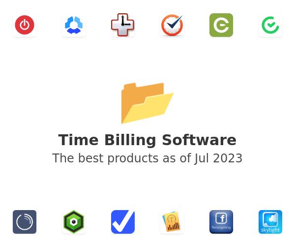 Time Billing Software