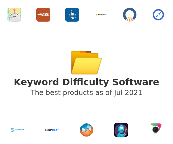 Keyword Difficulty Software