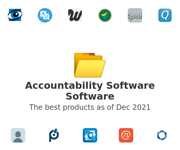 Accountability Software Software