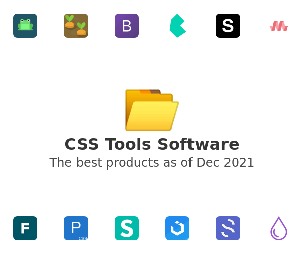 CSS Tools Software