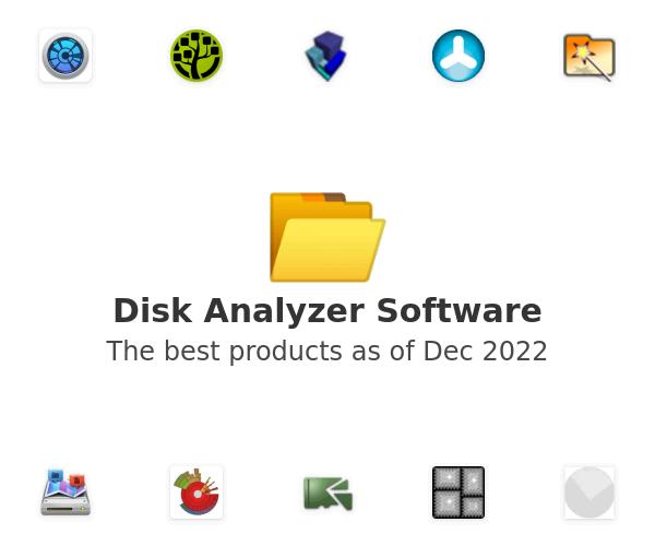 Disk Analyzer Software