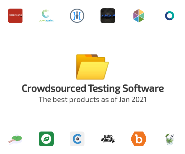Crowdsourced Testing Software
